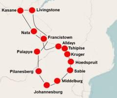 Zuid-Afrika, Botswana & Victoria Falls (22 dgn)