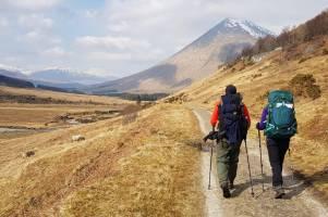 Wandelreis Scottish Highlands&Islands - Oad busreizen