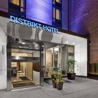 Hotel Distrikt New York City