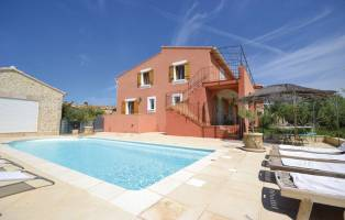 Vakantiehuis in Caromb met zwembad, in Provence-Côte d'Azur.