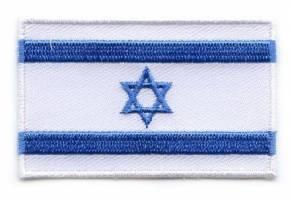 Vlag patch Israël