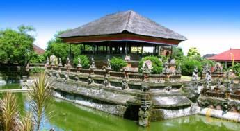 Ost-Bali Klungkung und Tenganan Tour