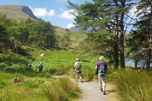 Wandelvakantie Wales - rondreis - Oad busreizen