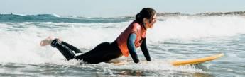 Surfkamp in Seignosse Plage - 7 dagen - 12 uur les