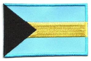 Vlag patch Bahama's