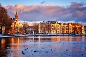 Winterreis Meren en Hanzesteden in Mecklenburg