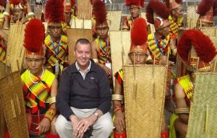Rondreis NOORDOOST-INDIA - 26 dagen; Écht op reis met Hans Pfaff