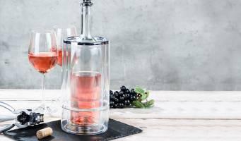 Wijnkoeler van kunststof