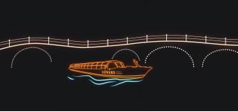 Amsterdam Light Festival 2021 - 2022 Canal Cruise