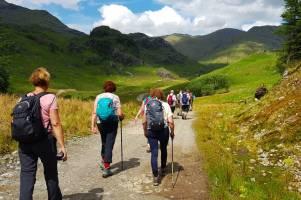 Wandelvakantie Schotland - Oad busreizen