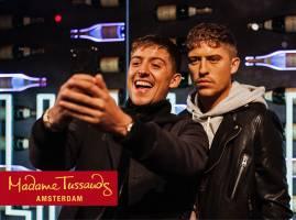 Entreeticket Madame Tussauds Amsterdam