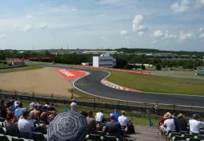 Formule 1 reizen Hungaroring (vliegreis) (AMSTERDAM - 4 daagse)