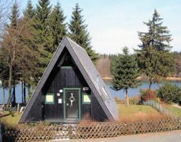 Vakantiehuis in Clausthal-Zellerfeld, in Niedersachsen.