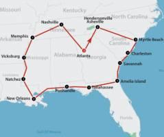 Old South Heritage (18 dagen)