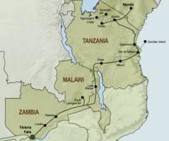 Oost-Afrika avontuur (25 dagen) - Noordwaarts