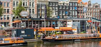 Amsterdam Canal Cruise from the Anne Frank House